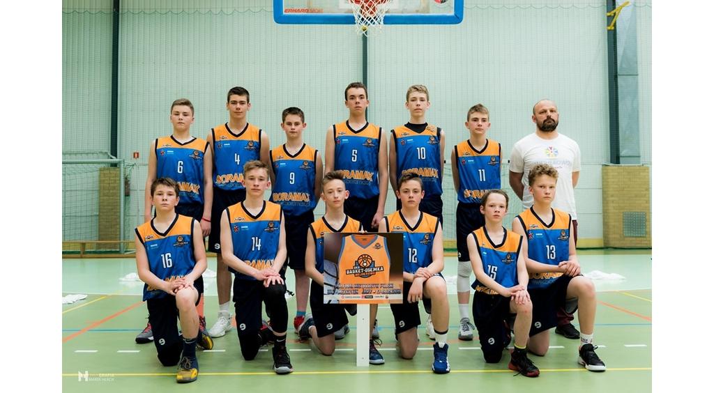 Koszykarze jadą na finały mistrzostw Polski!