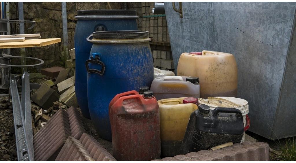Objazdowa Zbiórka Odpadów Niebezpiecznych