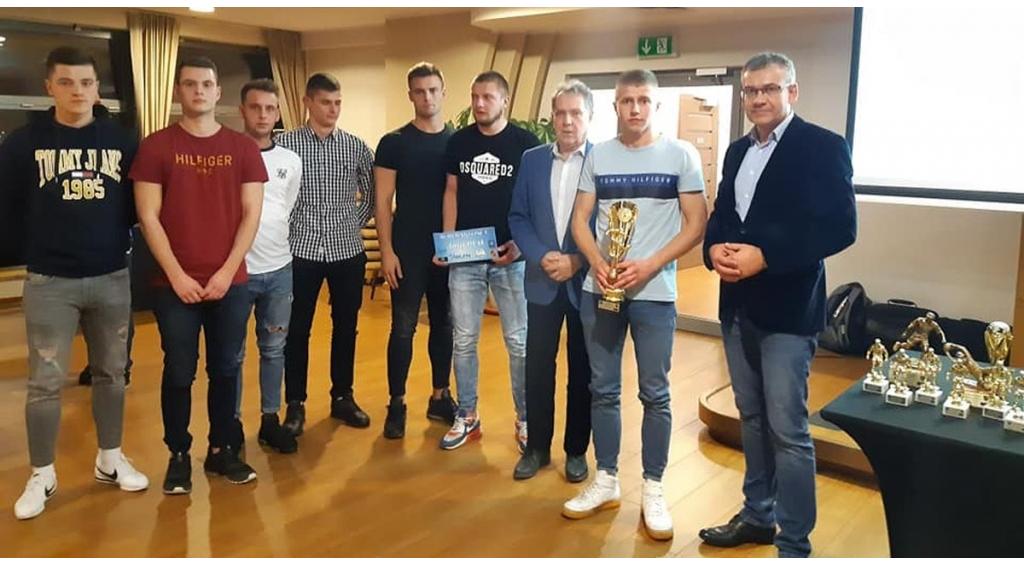 Gala 14. edycji Wejherowskiej Ligi Piłki Nożnej