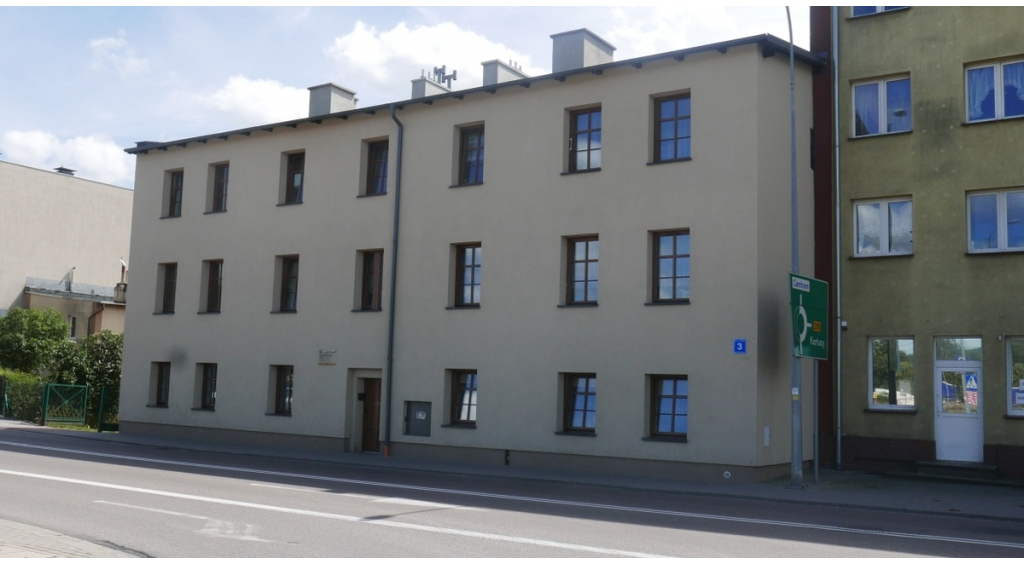 Trwa termomodernizacja budynków komunalnych w Wejherowie
