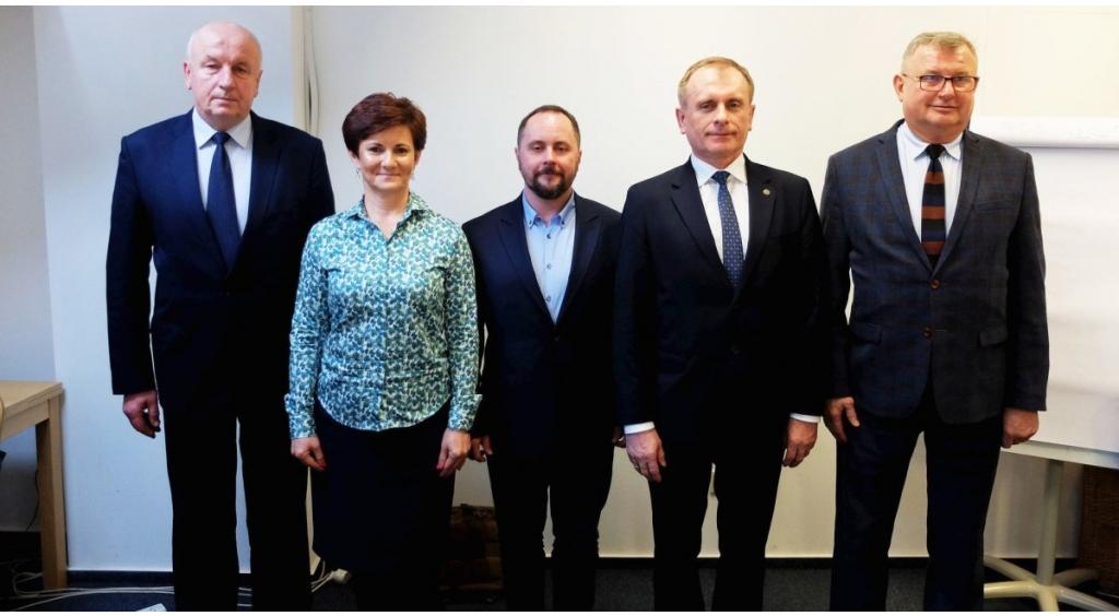 Bogusław Suwara wiceprzewodniczącym Krajowej Rady Forów Sekretarzy