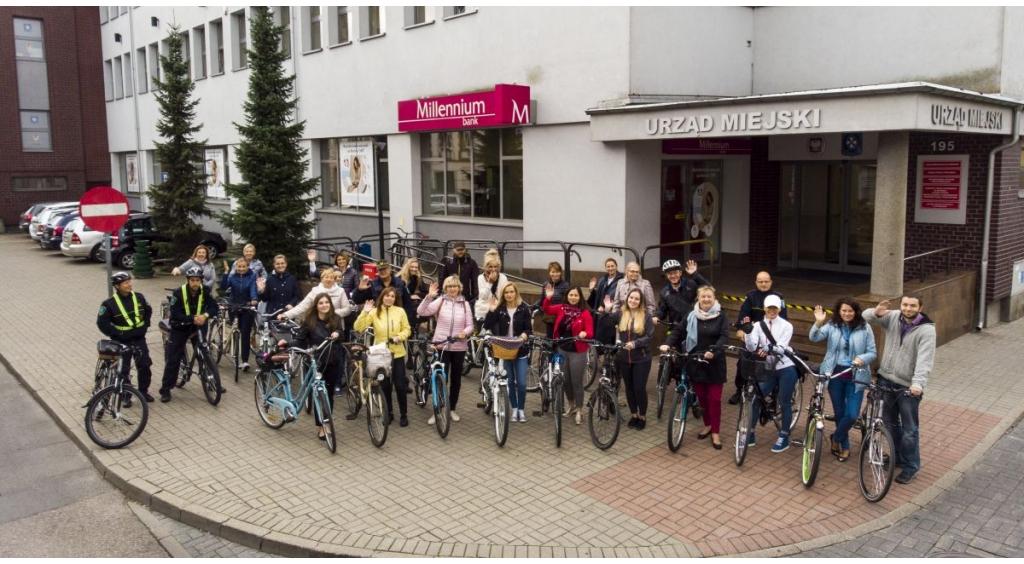 Europejski Tydzień Zrównoważonego Transportu w Wejherowie