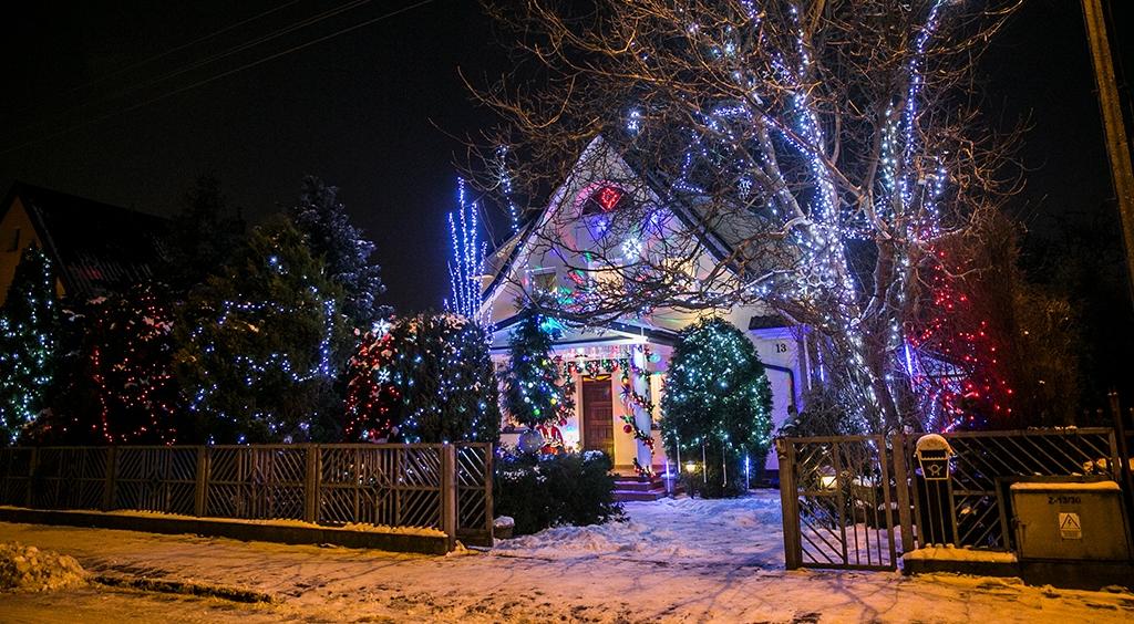 Konkurs na dekorację świąteczną