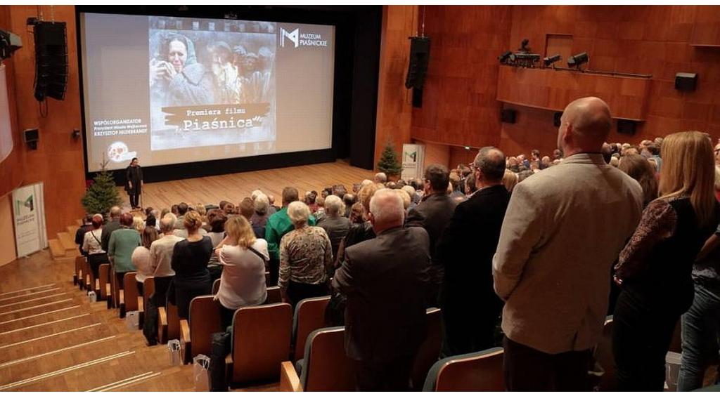 """""""Piaśnica"""" - kolejny film o niemieckiej zbrodni ludobójstwa na Pomorzu"""