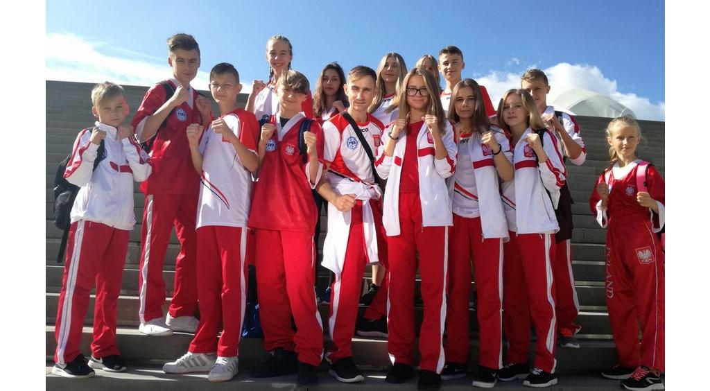 Medale Mistrzostw Europy dla zawodników z Luzina i Wejherowa