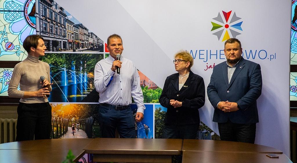 System monitoringu jakości powietrza w Wejherowie