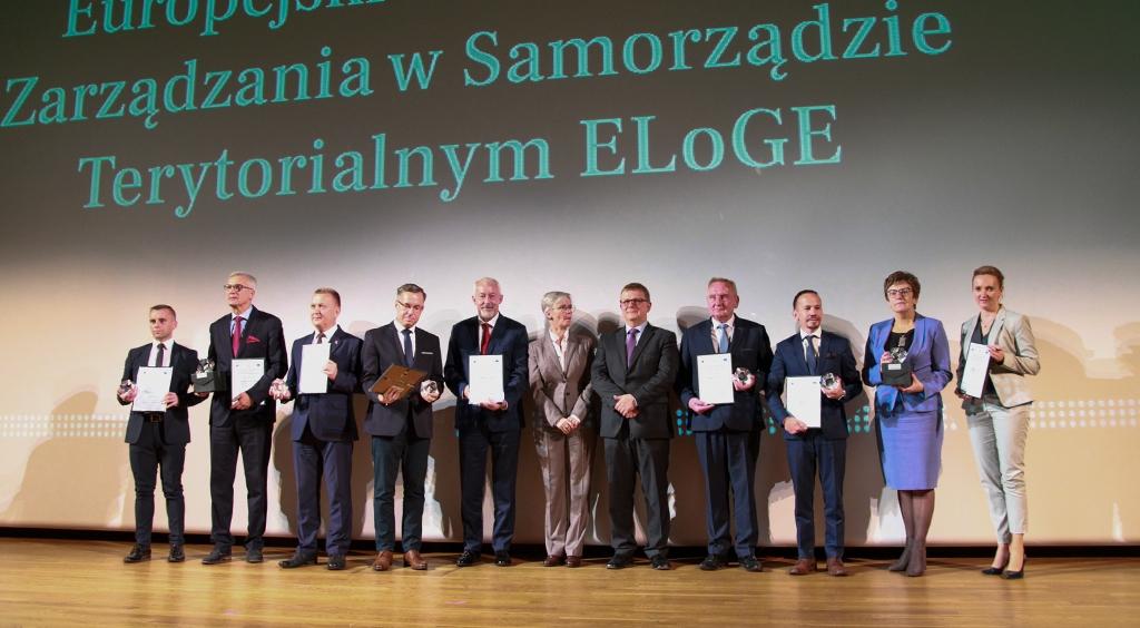 Certyfikat Rady Europy dla Wejherowa