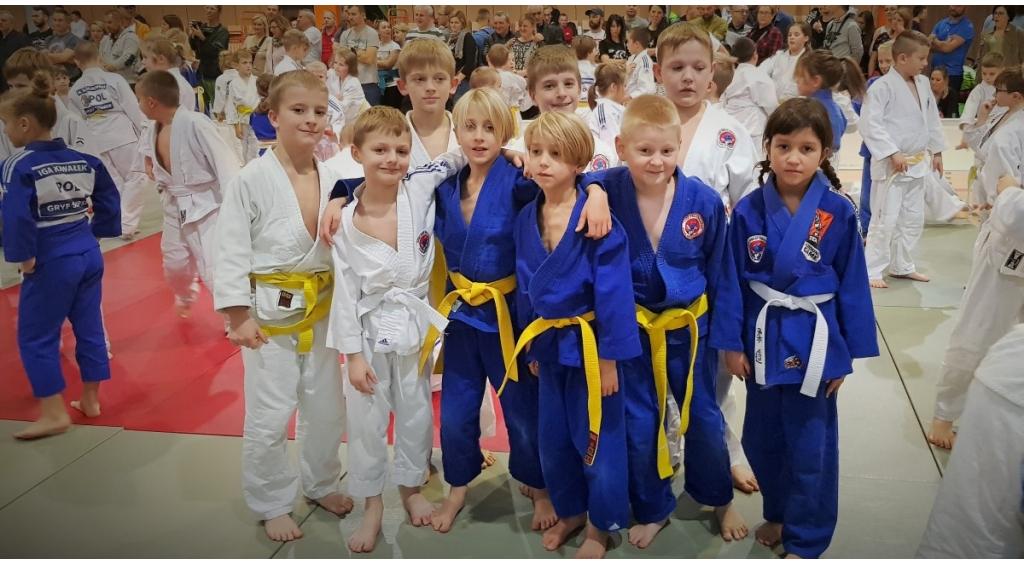 Pięć medali dla młodych wejherowskich judoków