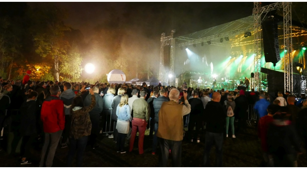 Zespół Lao Che podbił serca publiczności