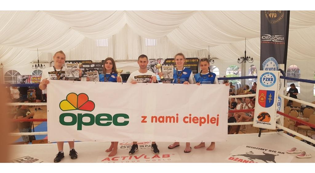 Puchar Polski w kickboxingu w Bałtowie