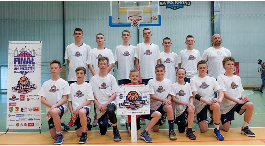 Basket Ósemka szóstą siłą koszykarską w Polsce!