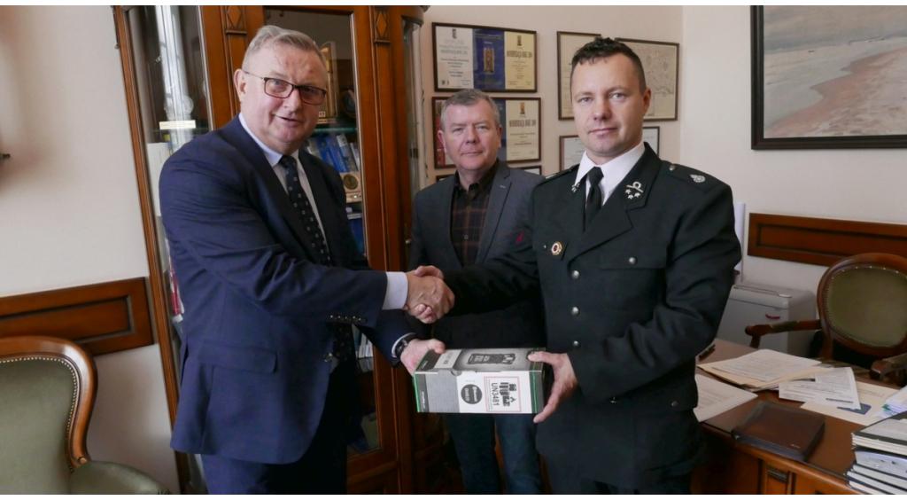 Detektor wielogazowy poprawi bezpieczeństwo strażaków i mieszkańców