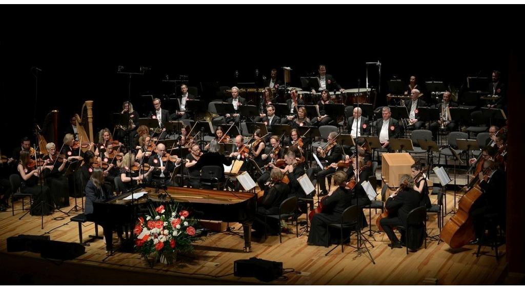 Wyjątkowy koncert uświetnił 100. rocznicę zaślubin Polski z morzem