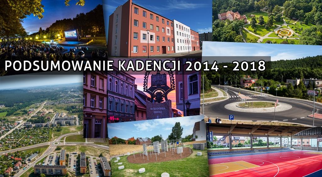 Podsumowanie kadencji 2014-2018
