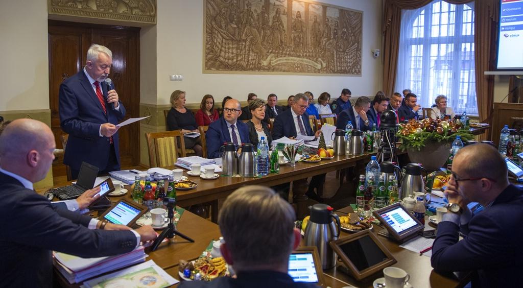 Budżet Wejherowa na 2019 rok uchwalony