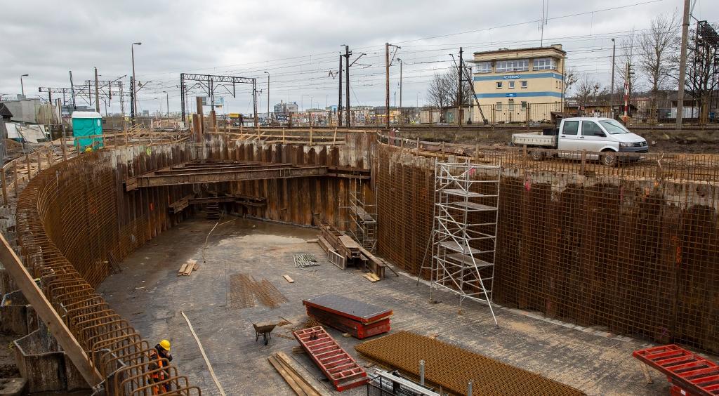Węzeł Wejherowo (Kwiatowa) – budowa parkingu i wiaduktu pod torami kolejowymi