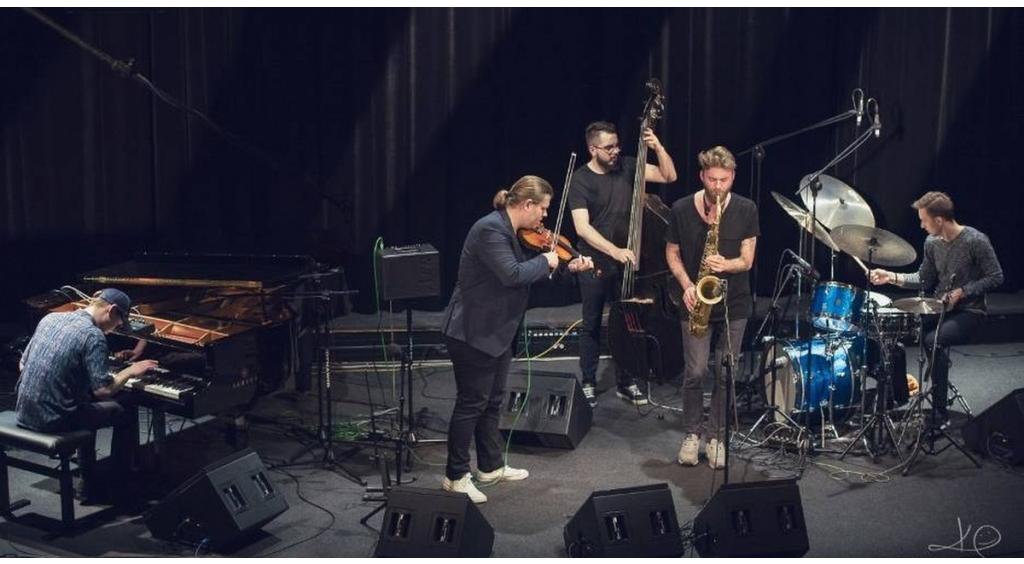 W koncercie letnim Tomasz Chyła Quintet