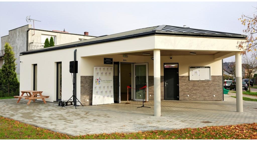Wejherowski Budżet Obywatelski – Świetlica osiedlowa na Osiedlu Sucharskiego
