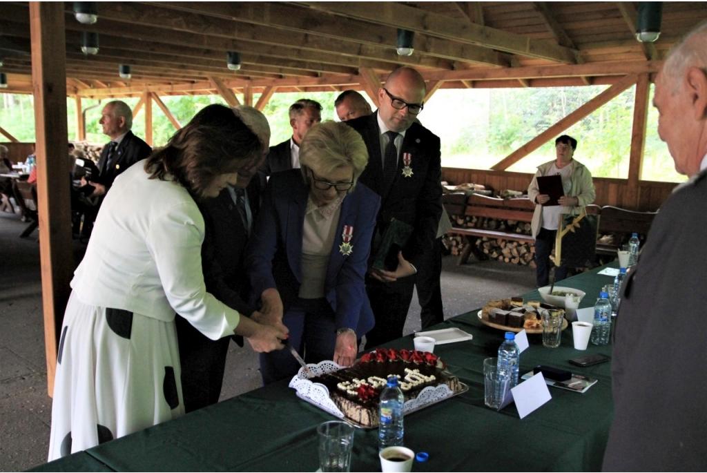 100.lecie Związku Inwalidów Wojennych RP O. Wejherowo