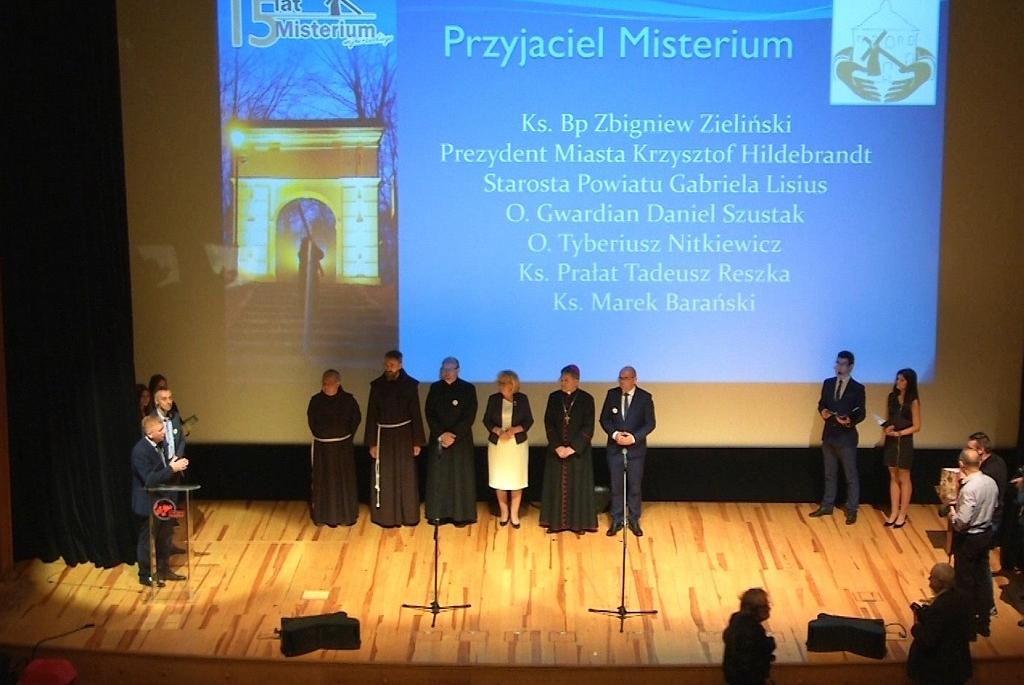 15-lecie Misterników Kaszubskich