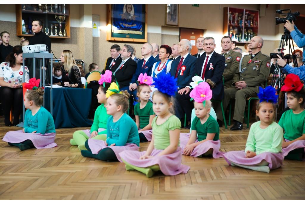 Święto Niepodległości w Szkole Podstawowej nr 5