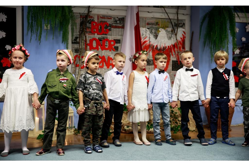 Święto Niepodległości w Przedszkolu Samorządowym nr 2