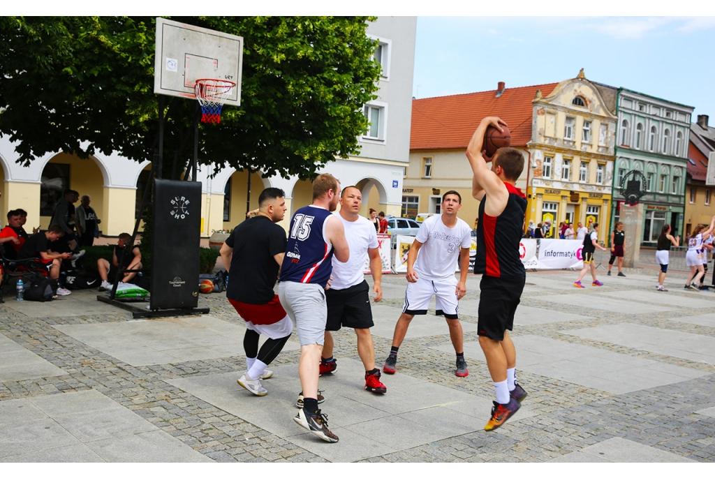 Streetball Małego Trójmiasta Kaszubskiego