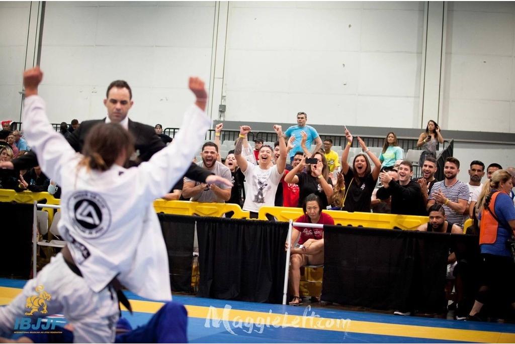 Joanna Ziobronowicz mistrzynią świata