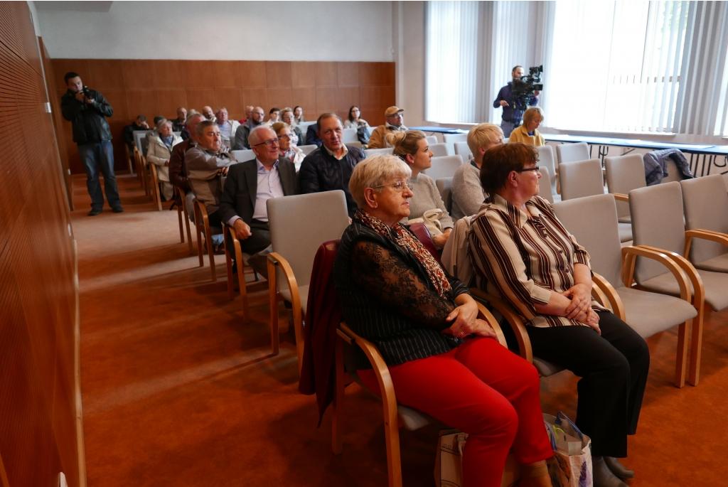Spotkanie z mieszkańcami w sprawie przebudowy ul. Kopernika