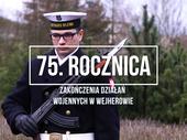 75. rocznica zakończenia działań wojennych w Wejherowie