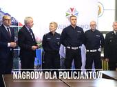 Prezydent wręczył nagrody dwóm policjantom KPP w Wejherowie
