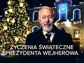 Życzenia Świąteczne Prezydenta Wejherowa (2020)