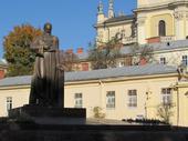 Kombatanci i seniorzy odwiedzili Lwów