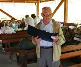 Spotkanie kombatantów w Dąbrówce