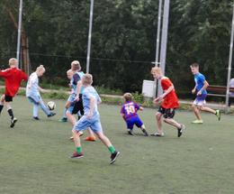 Lato z piłką