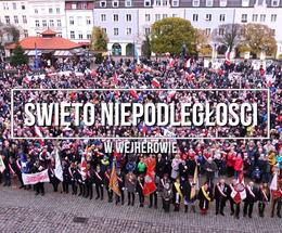 Obchody Święta Niepodległości w Wejherowie