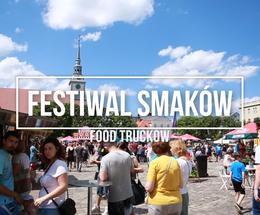 Festiwal Smaków Food Trucków 2019