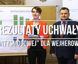 Rezultaty uchwały antysmogowej dla Wejherowa