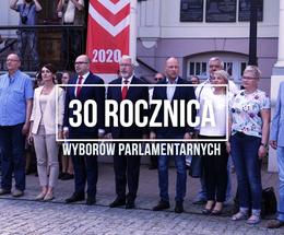 30 rocznica wyborów parlamentarnych