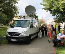 Wejherowo w TVP3-Pomorze na Weekend