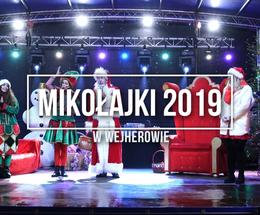 Mikołajki 2019 w Wejherowie