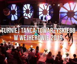 IV Ogólnopolski Turniej Towarzyskiego Tańca Sportowego w Wejherowie