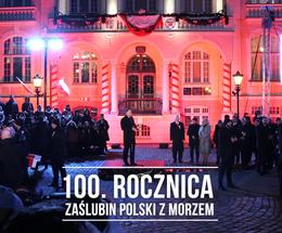 100. Rocznica Zaślubin Polski z Morzem w Wejherowie