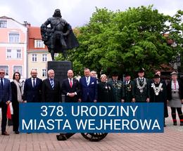 378. urodziny Miasta Wejherowa