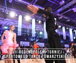 III Ogólnopolski Turniej Sportowego Tańca Towarzyskiego