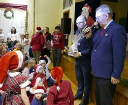 Kiermasz Świąteczny w SP 6