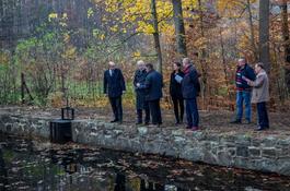 Wyremontowano zbiorniki retencyjne na Potoku Pętkowickim