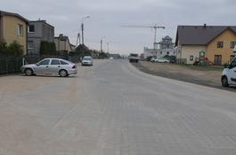 Modernizacja nawierzchni odcinka ul. Gryfa Pomorskiego