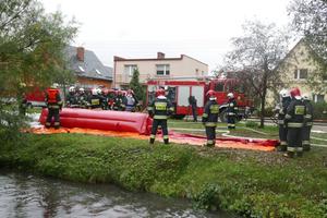 Ćwiczenie Powódź Wejherowo 2019