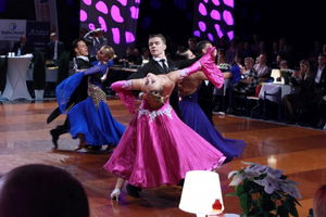 Turniej tańca w SP nr 6